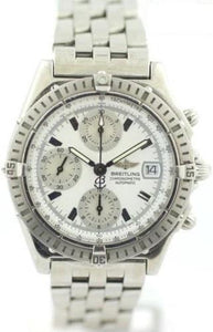 Breitling Chronomat A13352 Chronograph Stainless Steel Automatic Men's Watch