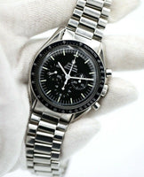 Vintage Omega Speedmaster DD 145.022 Professional Moonwatch 1983 Full Package