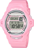 Casio Baby-G BG-169R-4CR Pink Resin Multi Function Digital 100M Wrist Watch