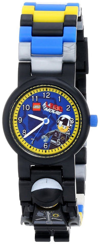 Lego 9009983 Bad Cop w/Figurine Plastic Kid's Watch
