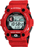 Casio G-Shock G-7900A-4CR Red Resin Multi Function Digital 200M Wrist Watch