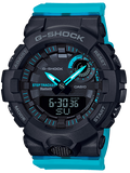 Casio G-Shock GMA-B800SC-1A2CR Black/Blue Resin Analog/Digital Wrist Watch