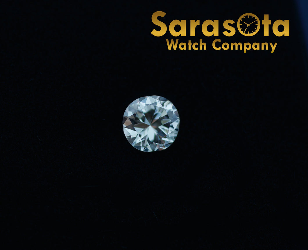 0.98 Ct Carat Round Cut Loose Diamond I Color VS2 Clarity GIA Certified