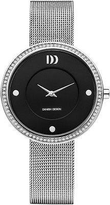 Danish Design IV62/IV63/IV65Q1025 Stainless steel Mesh Band Women's Watches