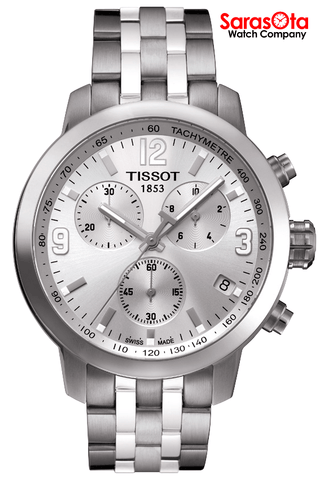 Tissot NBA PRC200 T055.417.11.037.00 Chronograph Steel Swiss Quartz Men's Watch