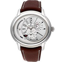 AUDEMARS PIGUET MILLENARY DUAL-TIME MASERATI LIMITED EDITION STAINLESS STEEL
