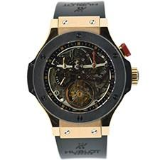 !!Hublot Bigger Bang Tourbillon 308.M.130.RX 18k rose gold!!