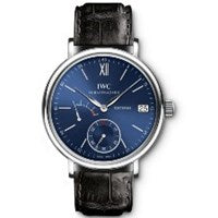 IWC PORTOFINO HAND-WOUND EIGHT DAYS STAINLESS STEEL