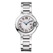 CARTIER BALLON BLEU STAINLESS STEEL