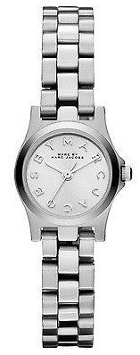 Marc by Marc Jacobs MBM3198 Silver Dial Stainless Steel Quartz Women's Watch