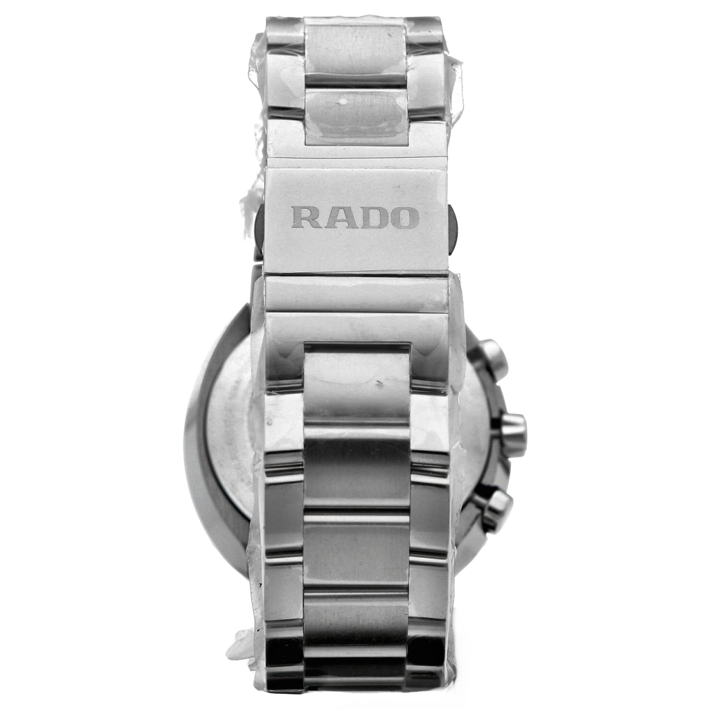 Rado Men's D-Star Chronograph Ceramos Watch Siesta Key Florida - Sarasota Watch Company