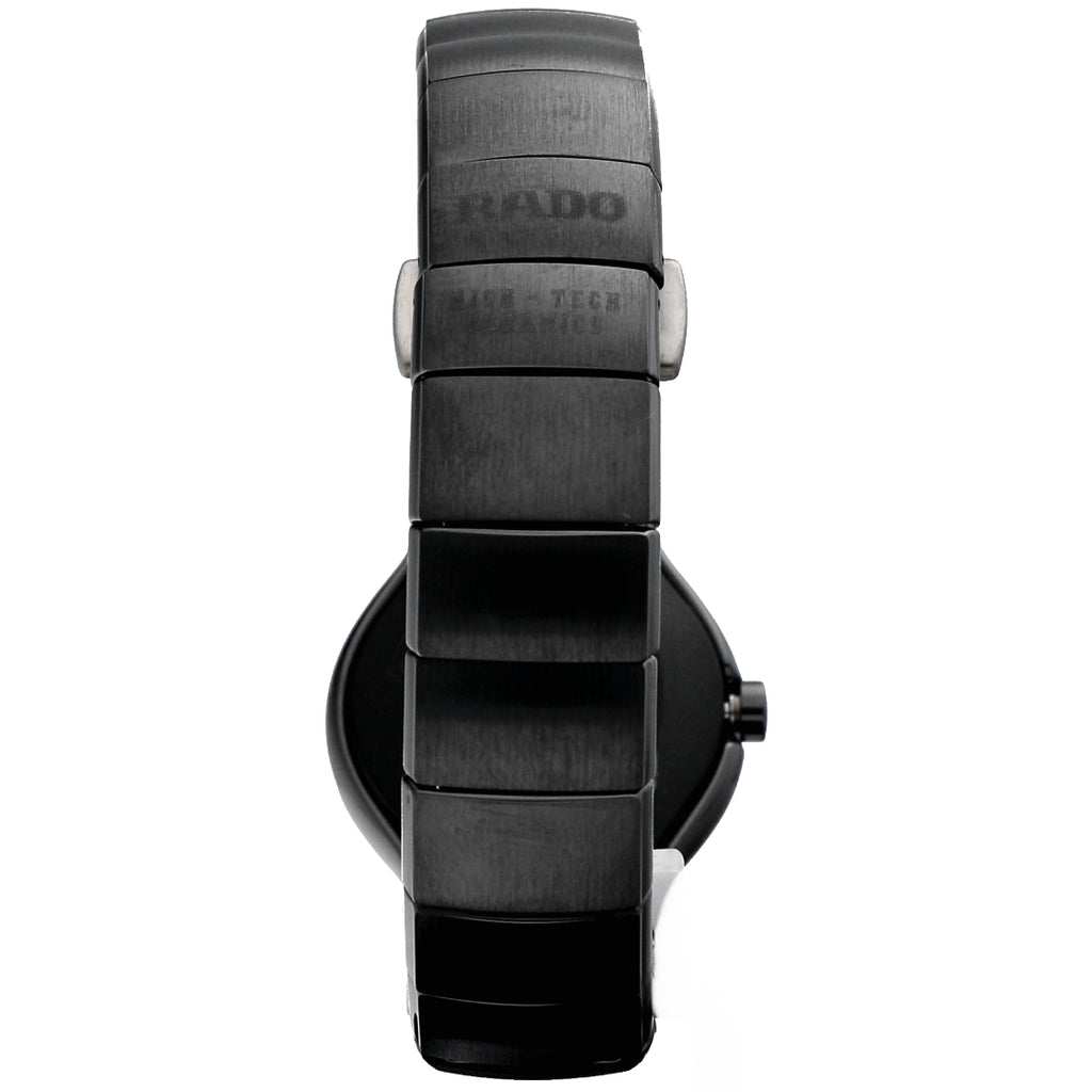 Rado True Active R27678152 Black Ceramic Round 27mm Quartz Ladies Watch Miami Florida - Sarasota Watch Company