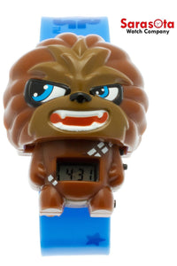 Lego Star Wars Chewbacca BulbBotz 2021111 Light Up Kid's Watch