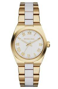 Michael Kors MK6122 Two Tone Stainless Steel Dress Analog Women's Watch