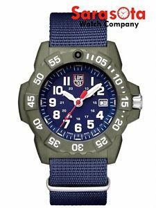 Luminox XS.3503.ND Navy Seal Green Fibreglass Compound Nylon 45mm Men's Watch