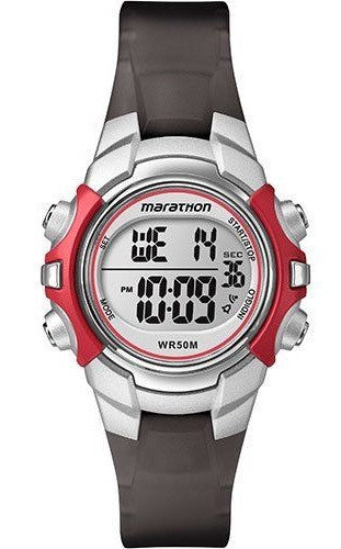 Timex T5K807 Marathon Digital Mid-Size Resin Quartz Sport Women's Watch