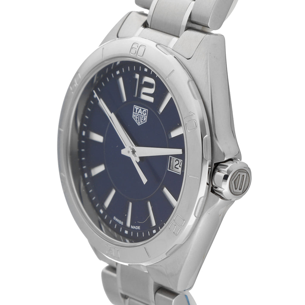 Tag Heuer Formula 1 WBJ1312 Blue Dial 36mm Stainless Steel Quartz Women's Watch
