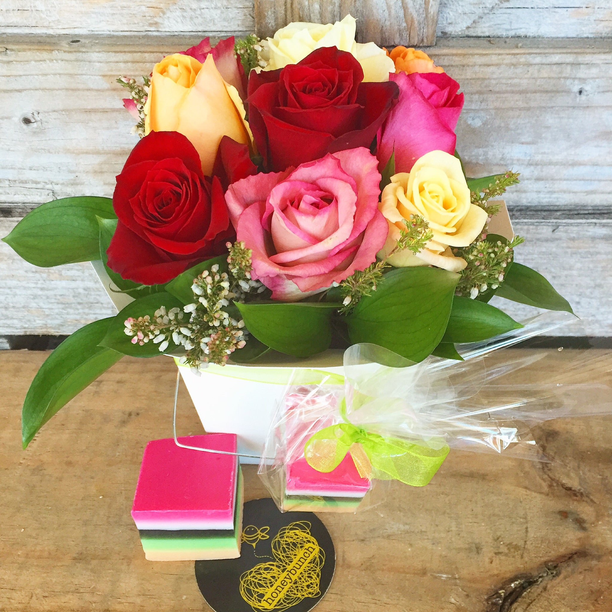 All sorts of Lovely Rose Flower Pocket