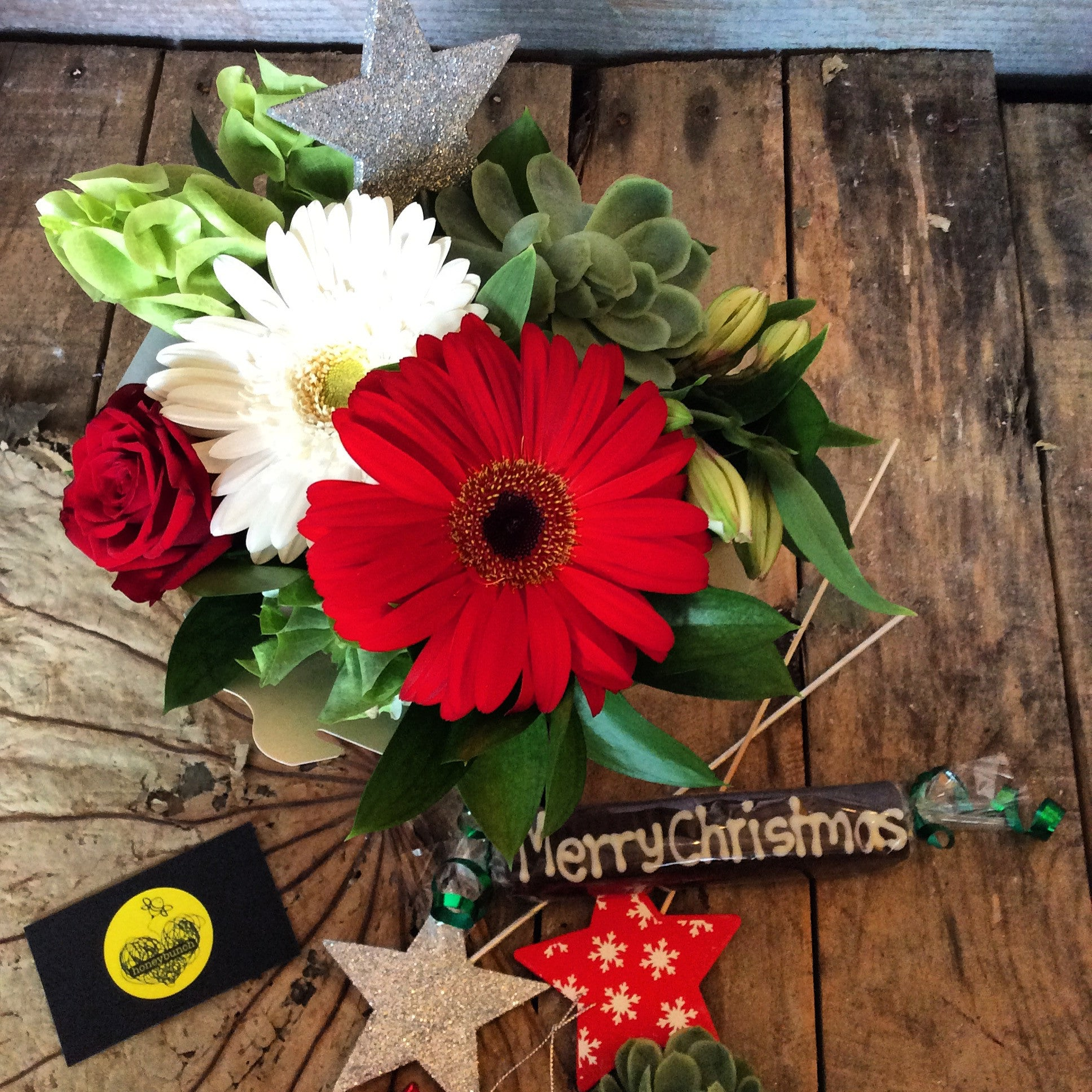Christmas flower delight buzz deal