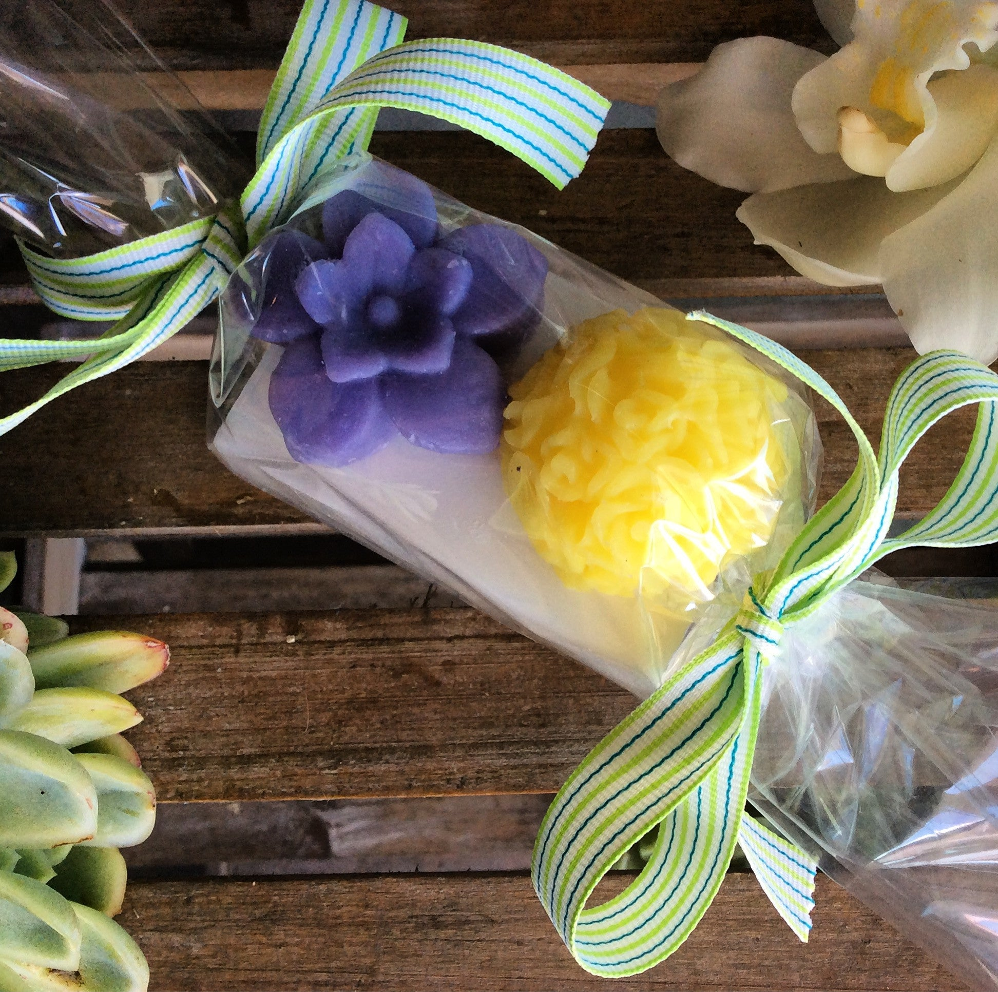 Honeybunch soap trio