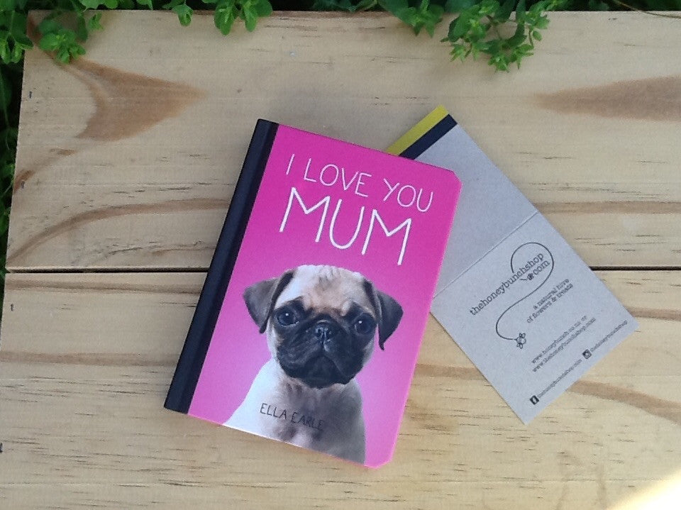 I love you Mum book ...