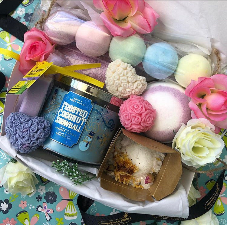 Bath and body works wonder bundle