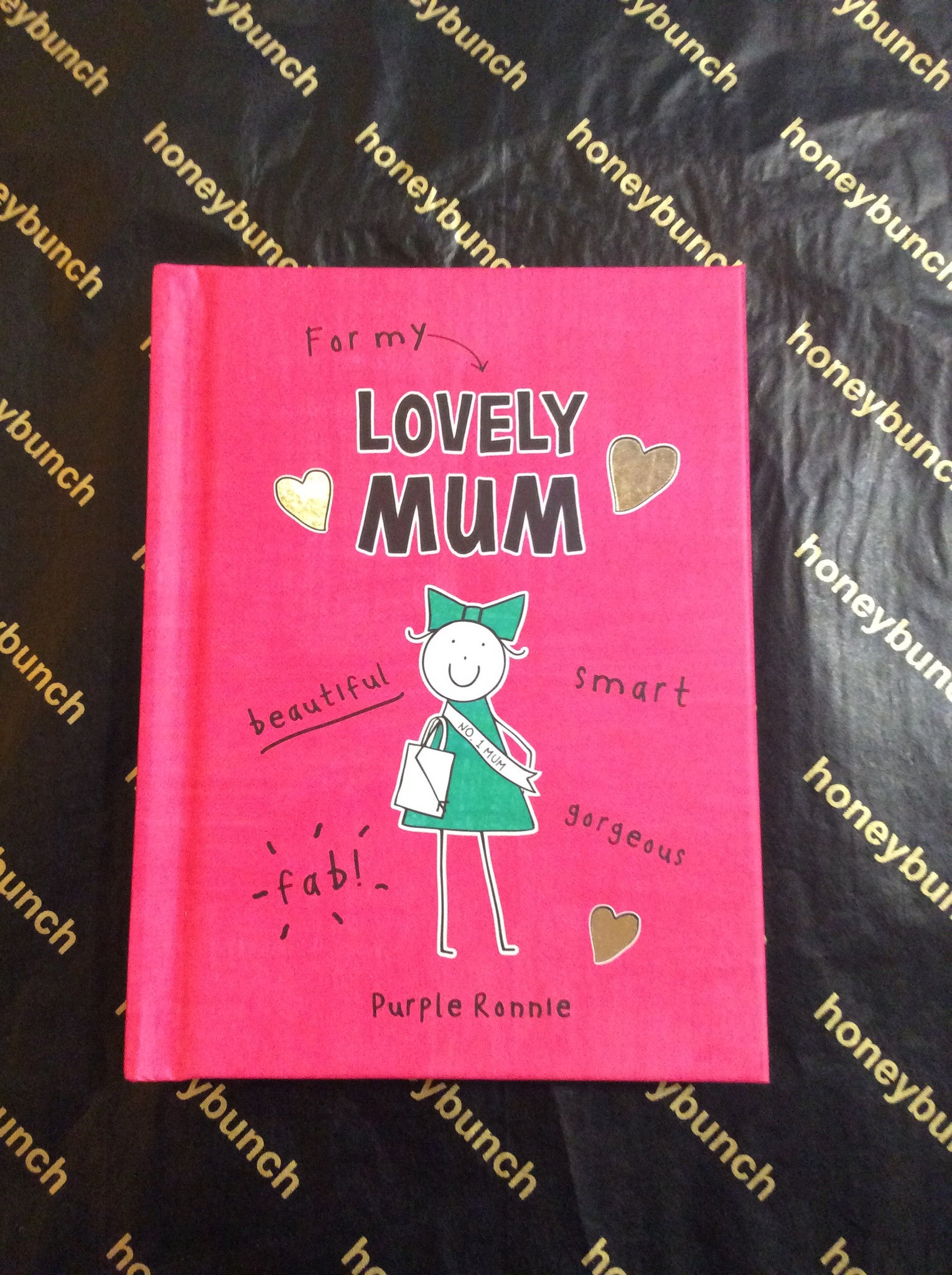 For my lovely mum book