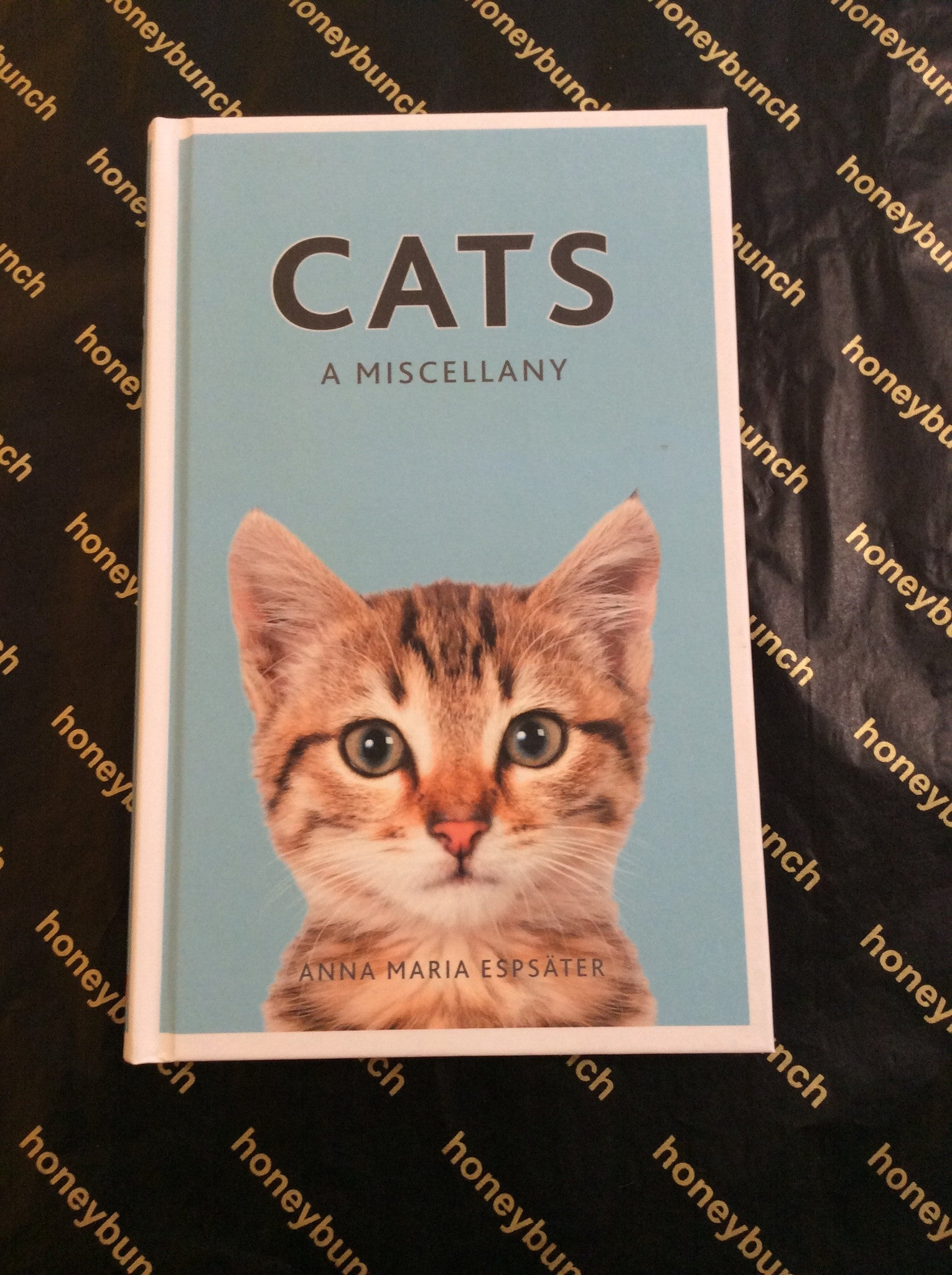 Cats a micellany book