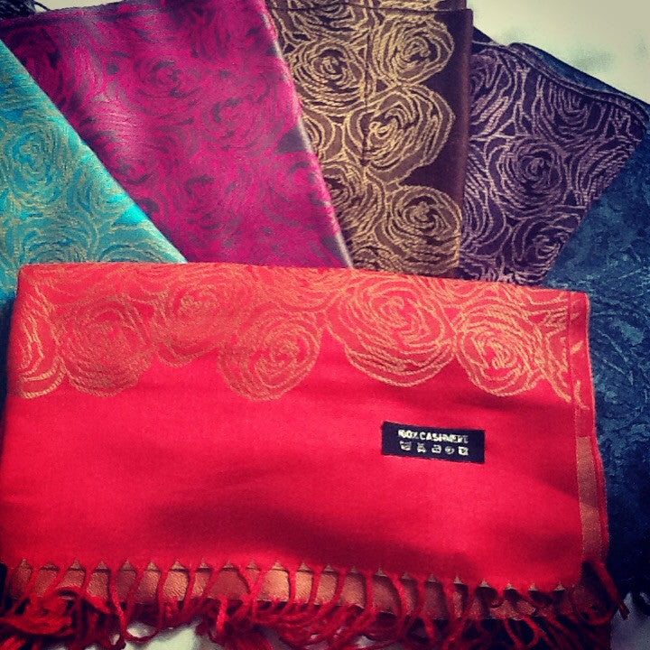 Pashmina.... One off selection ...
