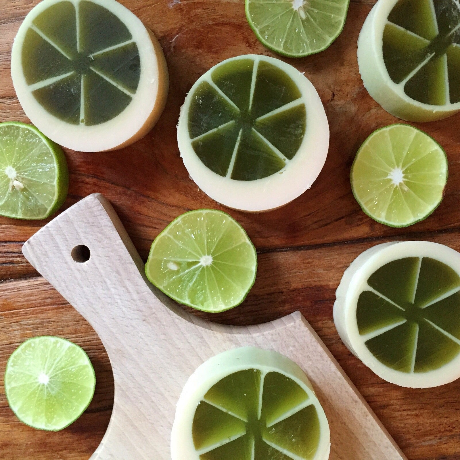 Energise lemongrass lime wedge soap ...
