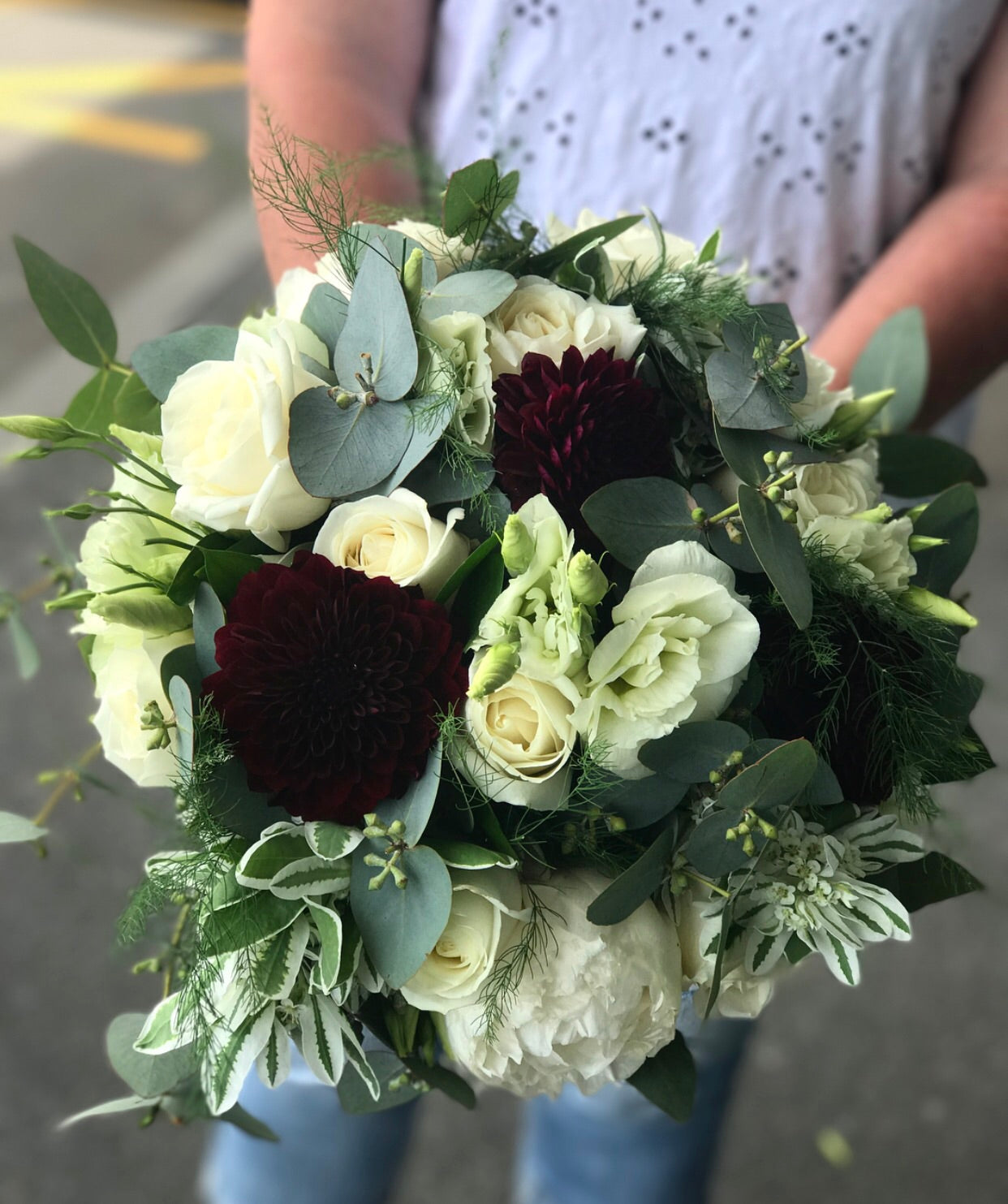 Rustic beauty Bridal Bouquet