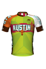 MEN'S AUSTIN CYCLING JERSEY