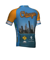 MEN'S CHICAGO CYCLING JERSEY