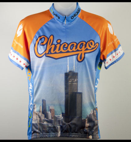 WOMEN'S CHICAGO JERSEY