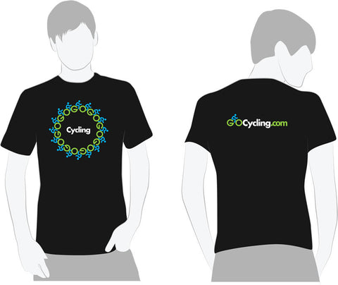 MEN'S GoCycling T-SHIRT