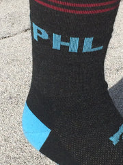 "PHL 5"" WOOL SOCKS"