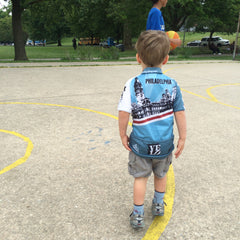 KIDS PHILLY CYCLING JERSEY