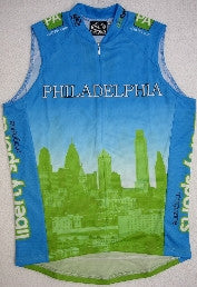 MEN'S ORIGINAL PHILADELPHIA SLEEVELESS JERSEY