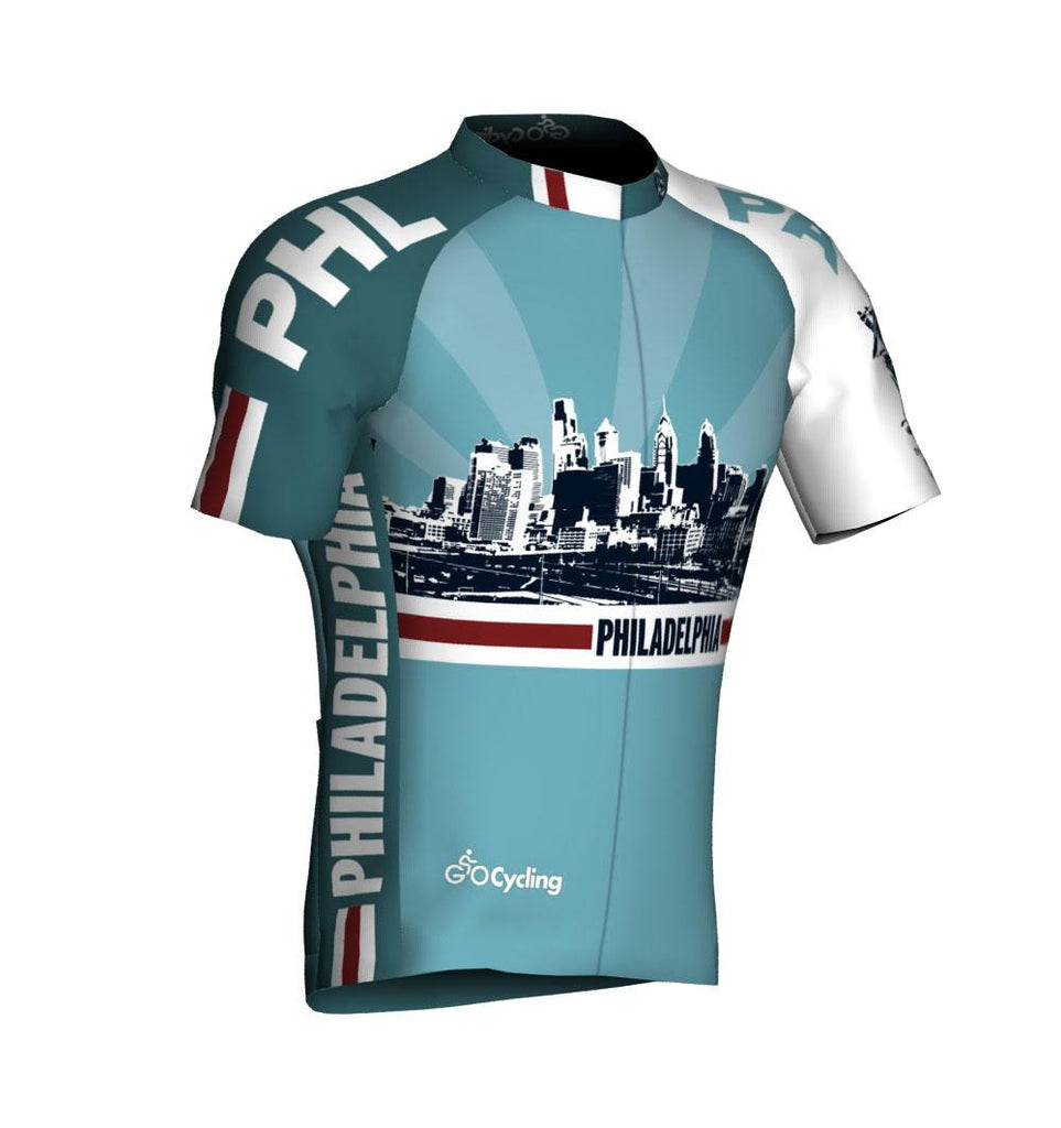 MEN'S PHILLY CYCLING JERSEY