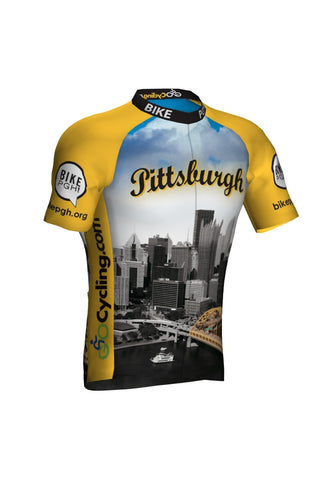 MEN'S SUNNY PITTSBURGH JERSEY
