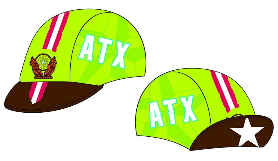 AUSTIN CYCLING CAP