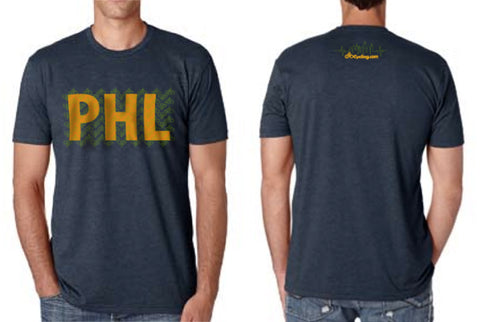 MEN'S GoCycling PHL T-SHIRT