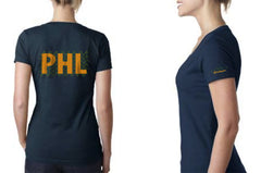 WOMEN'S GoCycling PHL T-SHIRT