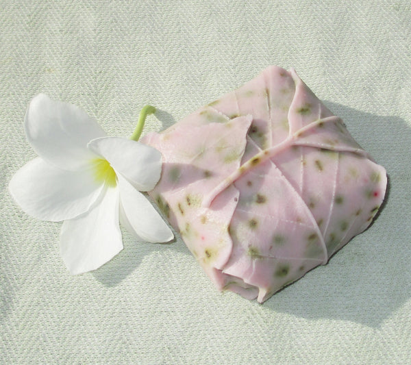 Natural Love Rose Hand or Body Goats Milk Soap - Handmade Bath and Body Products