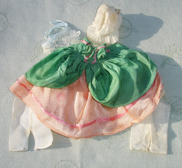 1940s Nancy Ann Storybook Doll Clothing