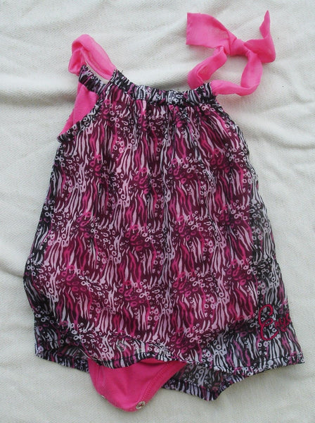 Beautiful New York Enyce One Piece Outfit Dress - Size 0-3 months