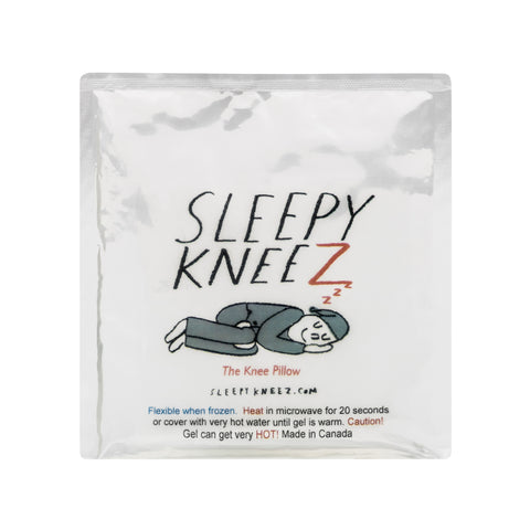 Customized Gel Pack - -Sleepy Kneez knee pillow