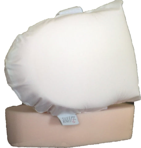 Memory Foam Sleepy Kneez Pillow - -Sleepy Kneez knee pillow