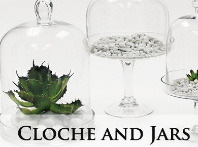 Cloche and Jars