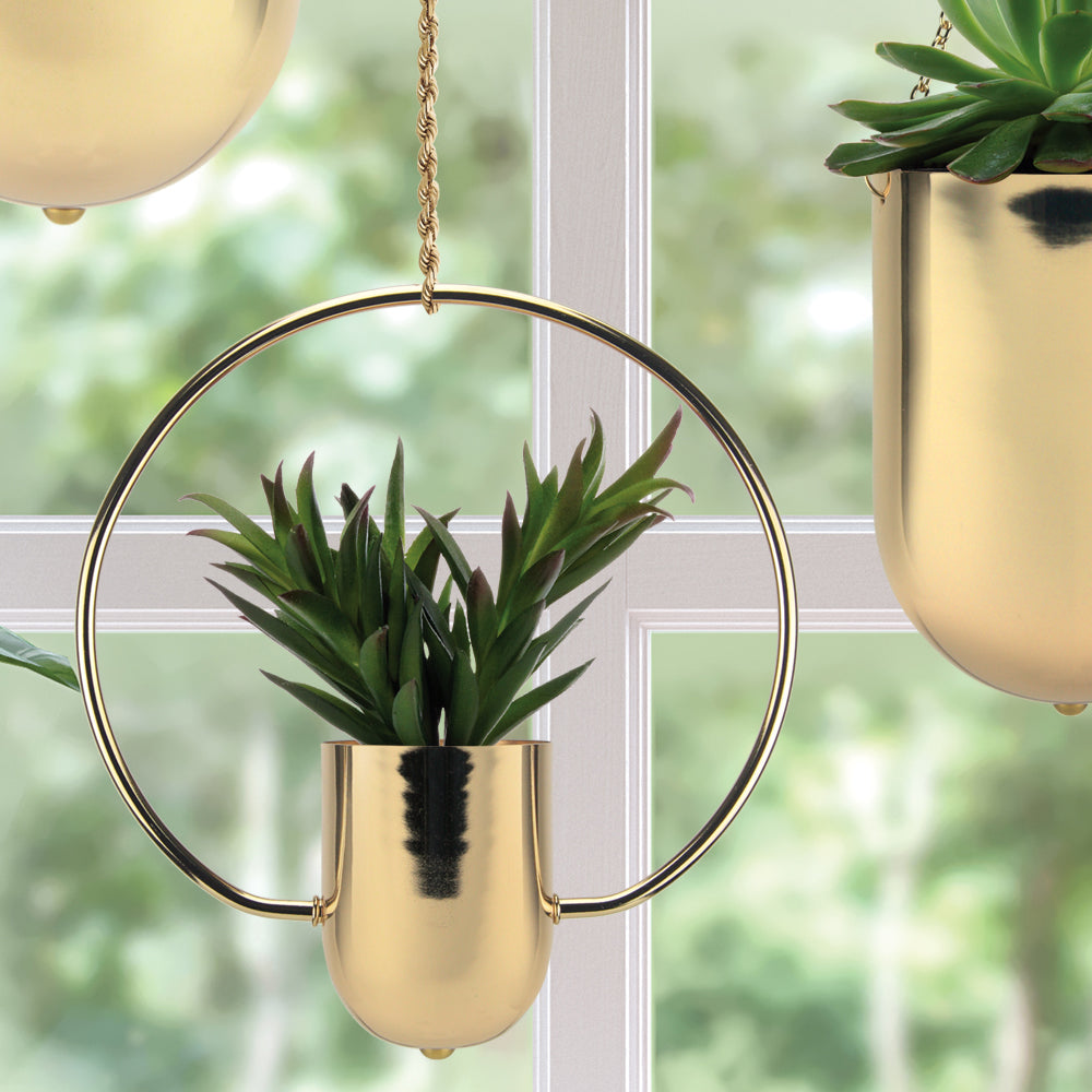 Hanging Ring Planter